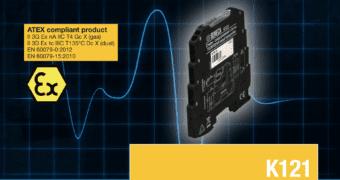 Bộ Chuyển đổi tín hiệu pt100 ra 4-20mA -K121