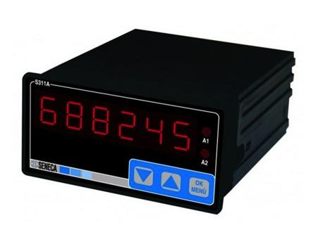 Bộ hiển thị nhiệt độ Pt100 | bộ điều khiển nhiệt độ Pt100