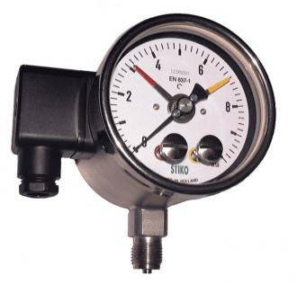 Đồng hồ đo áp suất G7 dạng công tắc