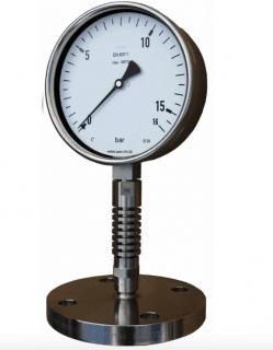 Đồng hồ đo áp suất G7 dạng màng
