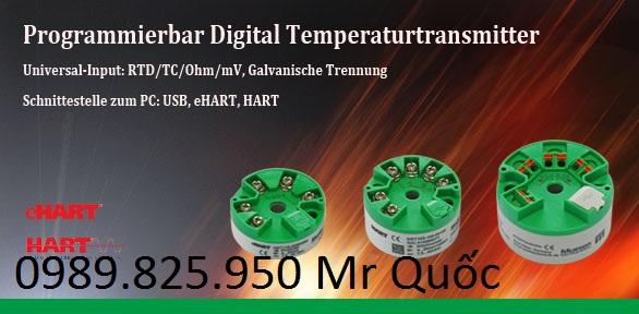 Bộ chuyển đổi tín hiệu nhiệt độ can K