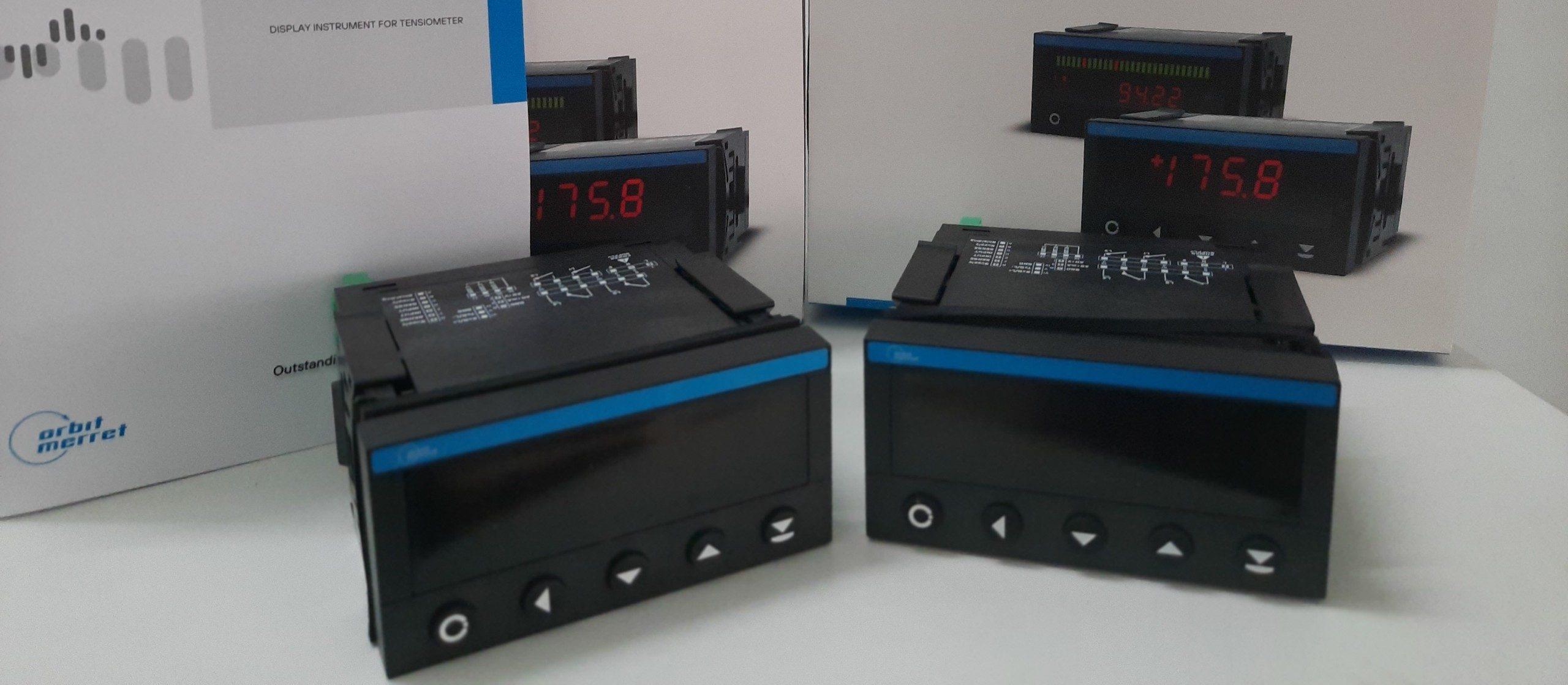 Bộ cách ly tín hiệu 0-10V co hiển thị