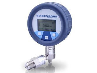 đồng hồ áp suất điện tử đo áp suất âm