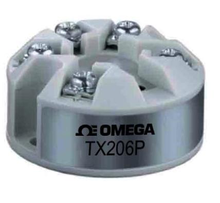 Bộ transmitter nhiệt độ pt100 sang 4..20ma Omega