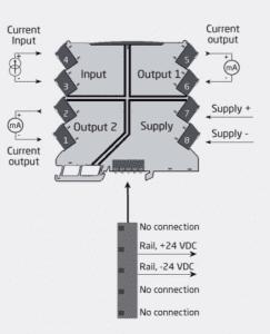 Bộ chuyển đổi tín hiệu dòng 0-20ma áp 1-5v, 0-10v