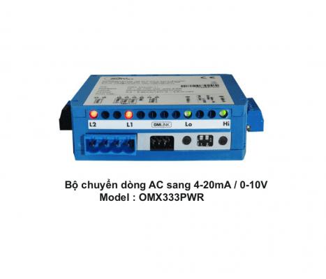Bộ chuyển tín hiệu AC ra analog 4-20mA