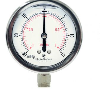 Đồng hồ áp suất chân không dạng cơ