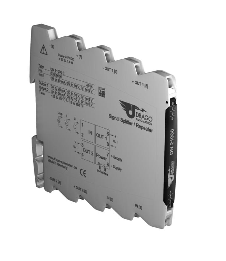 Bộ chia tín hiệu 4-20ma DN21000