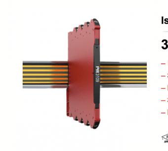 Bộ chia tín hiệu 4-20mA - Pr3109