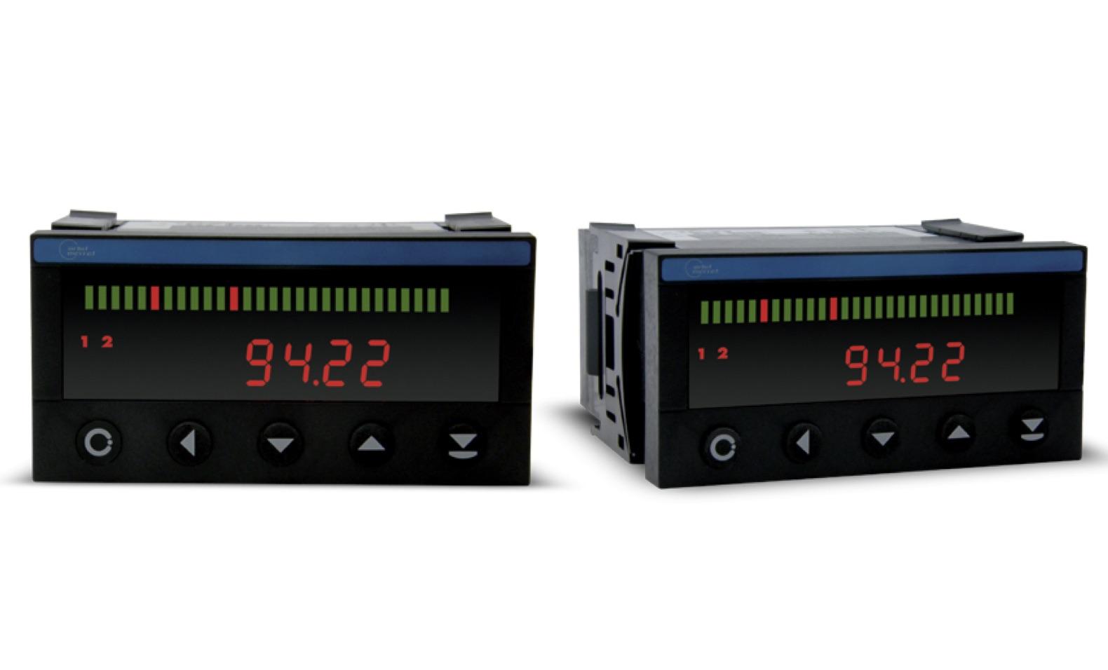 Bộ hiến thị áp suất và điều khiển áp suất