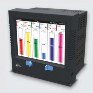 Bộ ghi nhiệt độ - áp suất - Analog