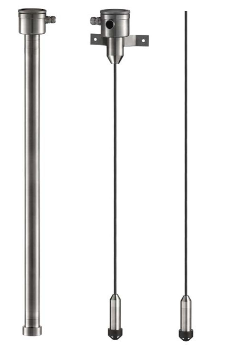 Cảm Biến Đo Nước Thủy Tĩnh Output 4-20mA Hydrobar