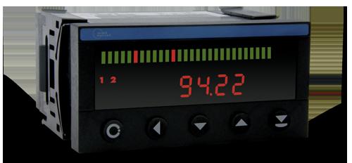 Bộ hiển thị nhiệt độ cảm biến Pt100