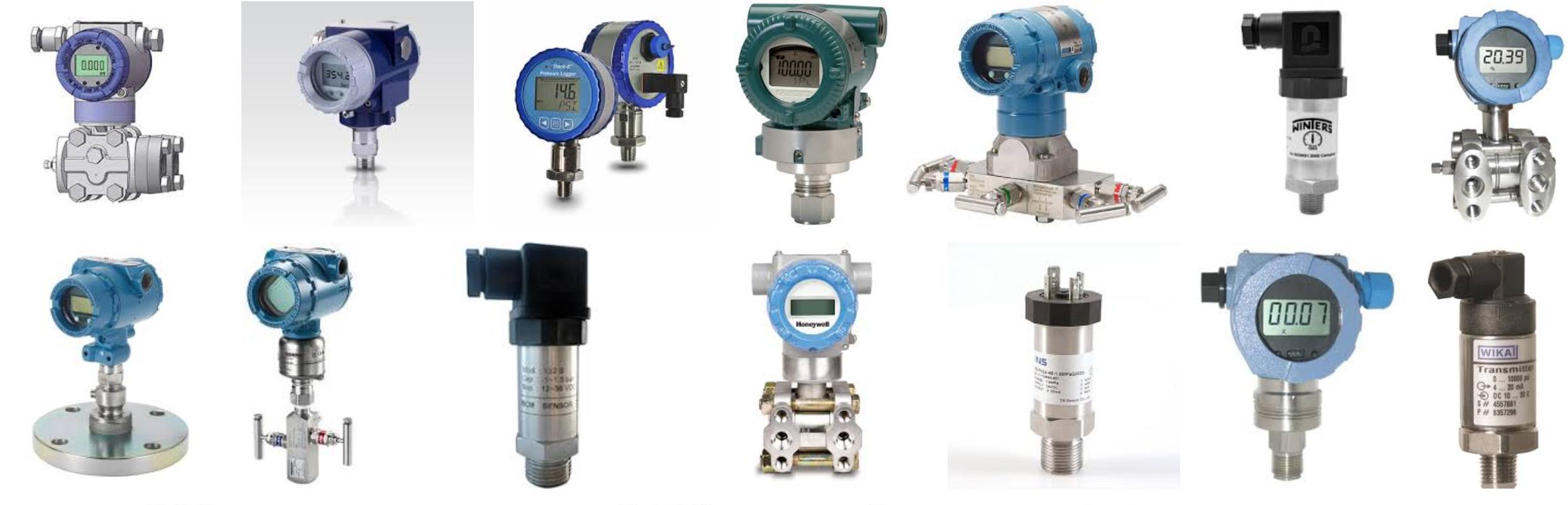 Các cảm biến áp suất output 4-20mA