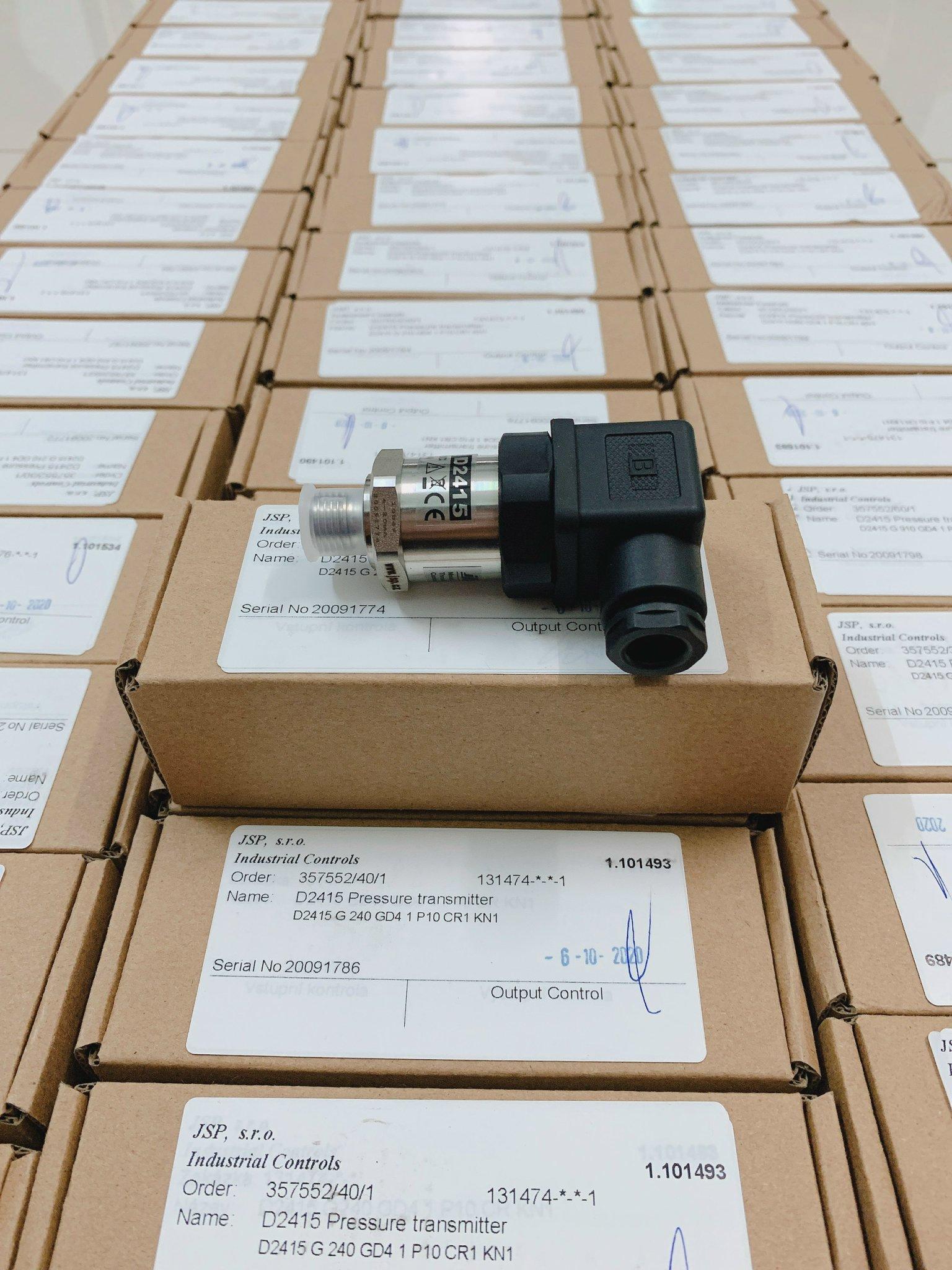 Cảm biến áp suất 0-6bar D2415