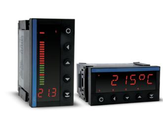 Bộ hiển thị nhiệt độ - điều khiển nhiệt độ