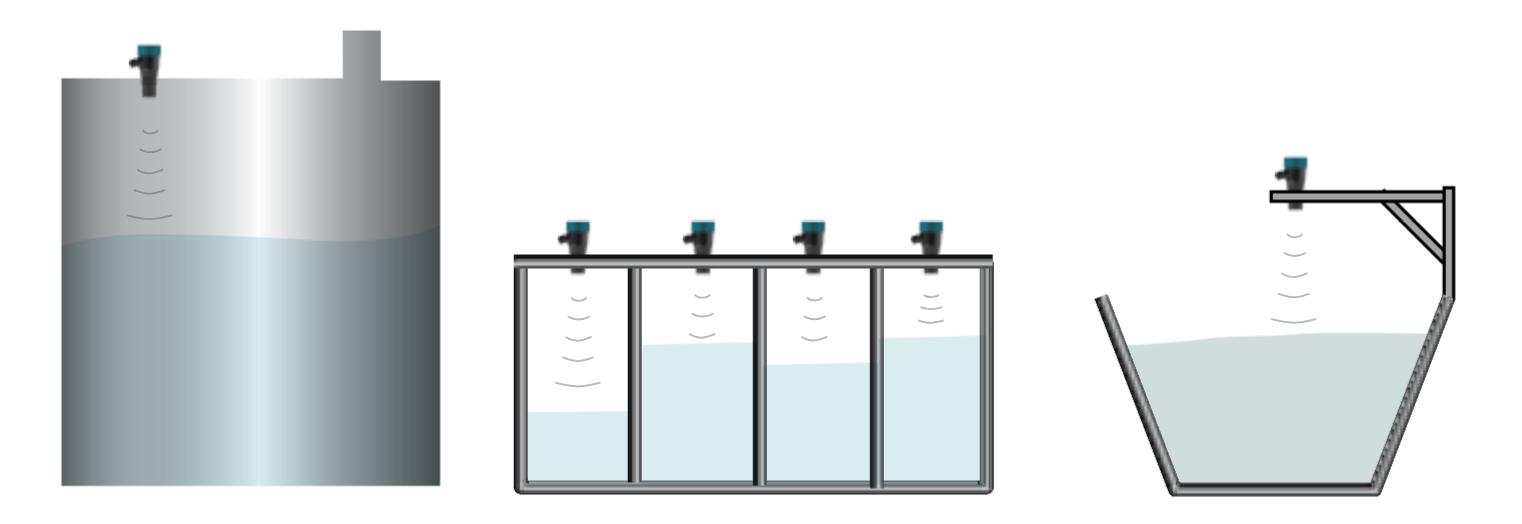 Thiết bị đo mức nước
