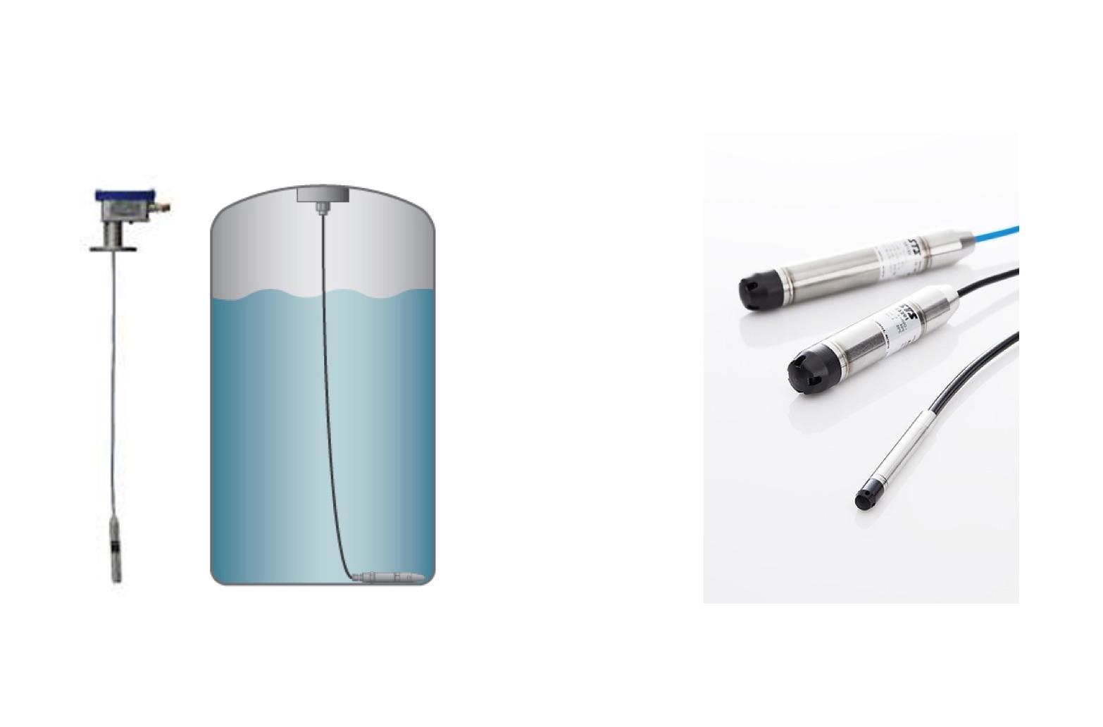 Cách lắp cảm biến đo mức nước thuỷ tĩnh