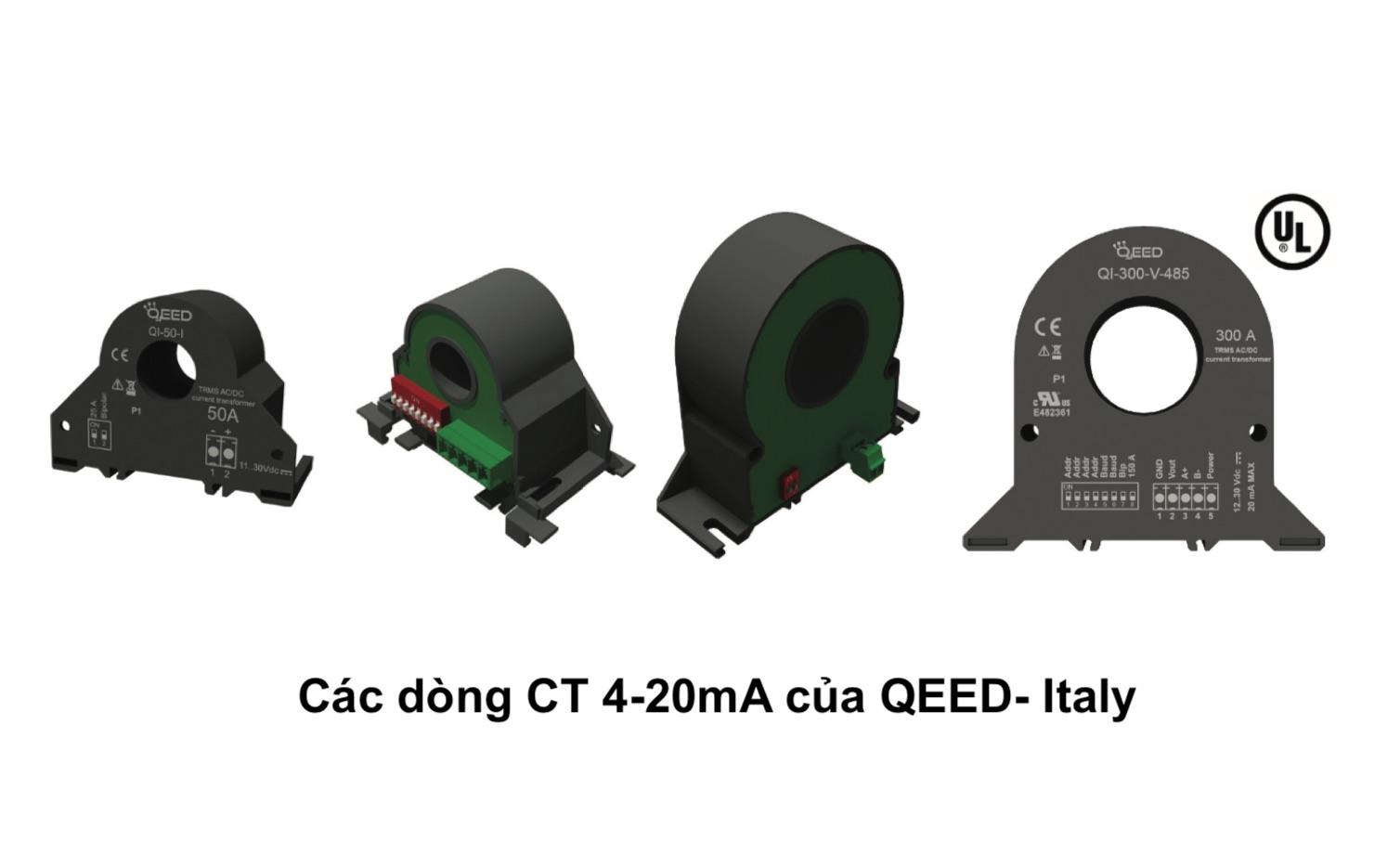 CT dòng ( Biến dòng) Qi-50-i