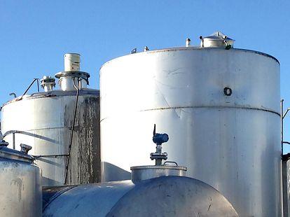 Cảm biến đo thể tích dầu trong thực tế