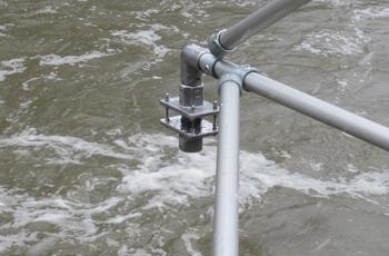 Cảm biến siêu âm đo nước sông
