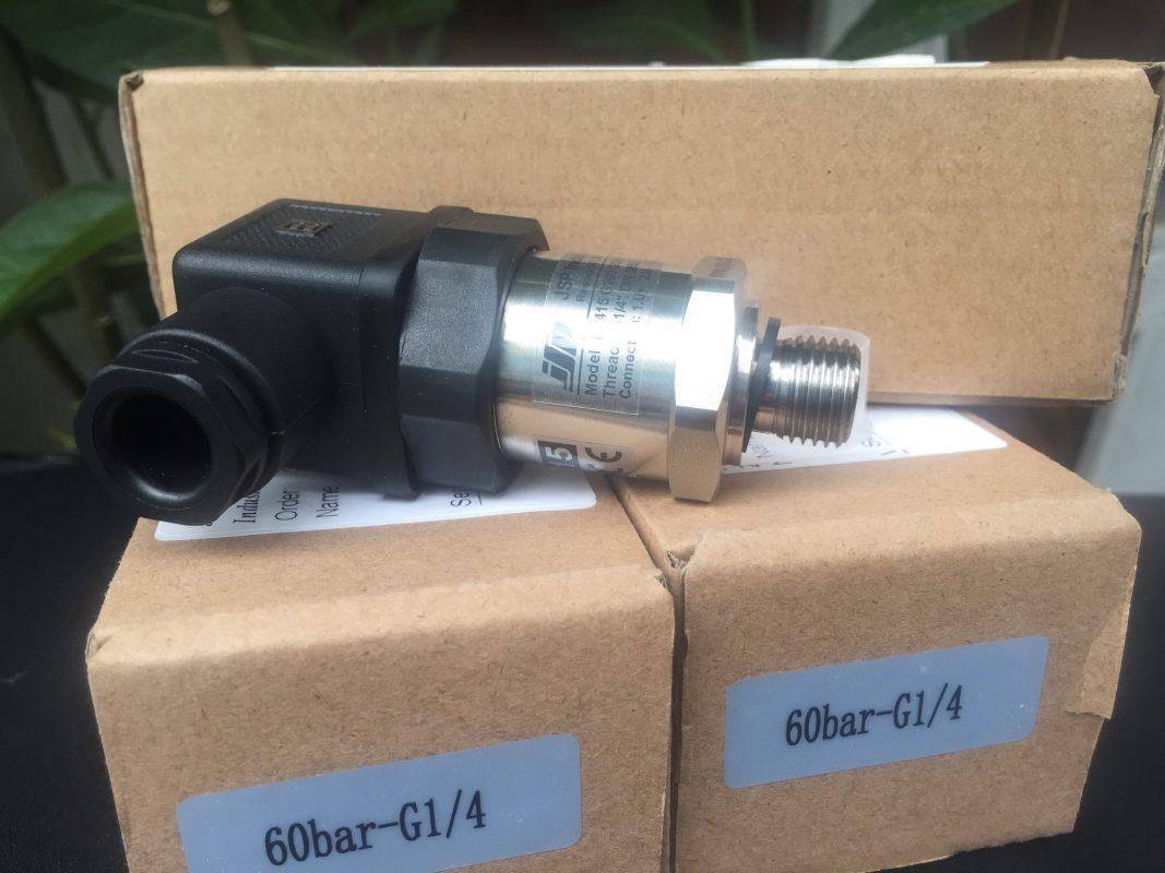 Cảm biến đo áp suất 0-40bar và 0-60bar