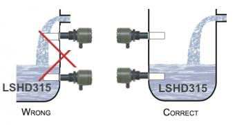 Cách lắp Cách lắp Báo đầy báo cạn bằng cảm biến điện dung