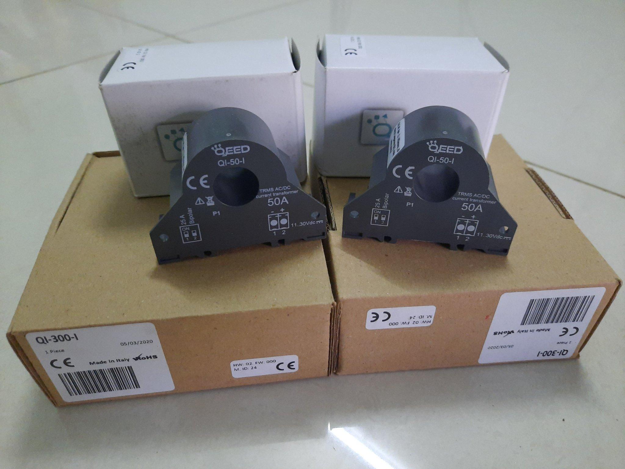Biến dòng điện 4-20ma Qi50i
