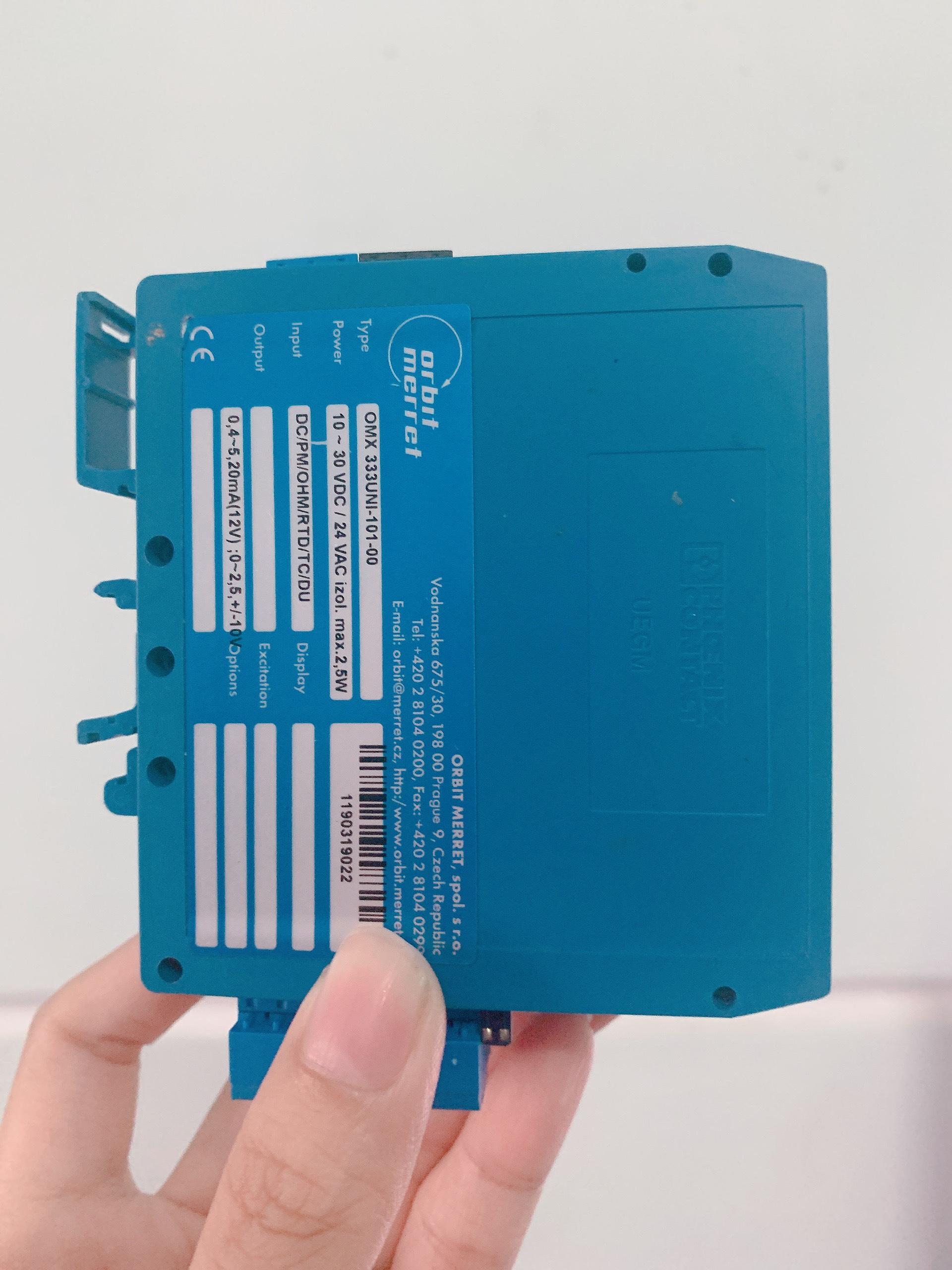 Bộ chuyển đổi tín hiệu nhiệt độ chuyên dùng cho PT100