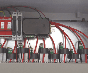 Ứng dụng bien dòng - Lắp tủ điện