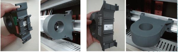 Cách lắp CT dòng - biến dòng trên tủ điện