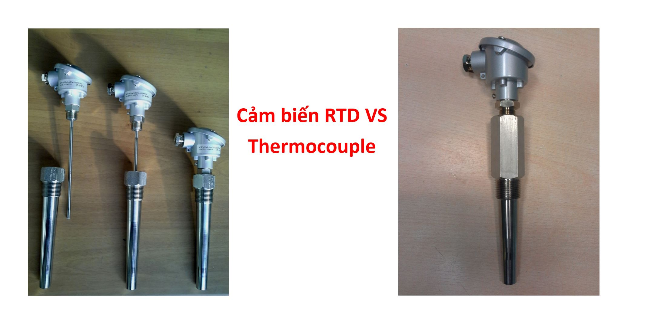 RTD vs Thermocouple