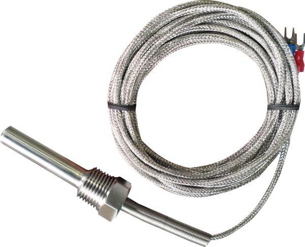 Cọc dò nhiệt độ - Pt100 dạng dây