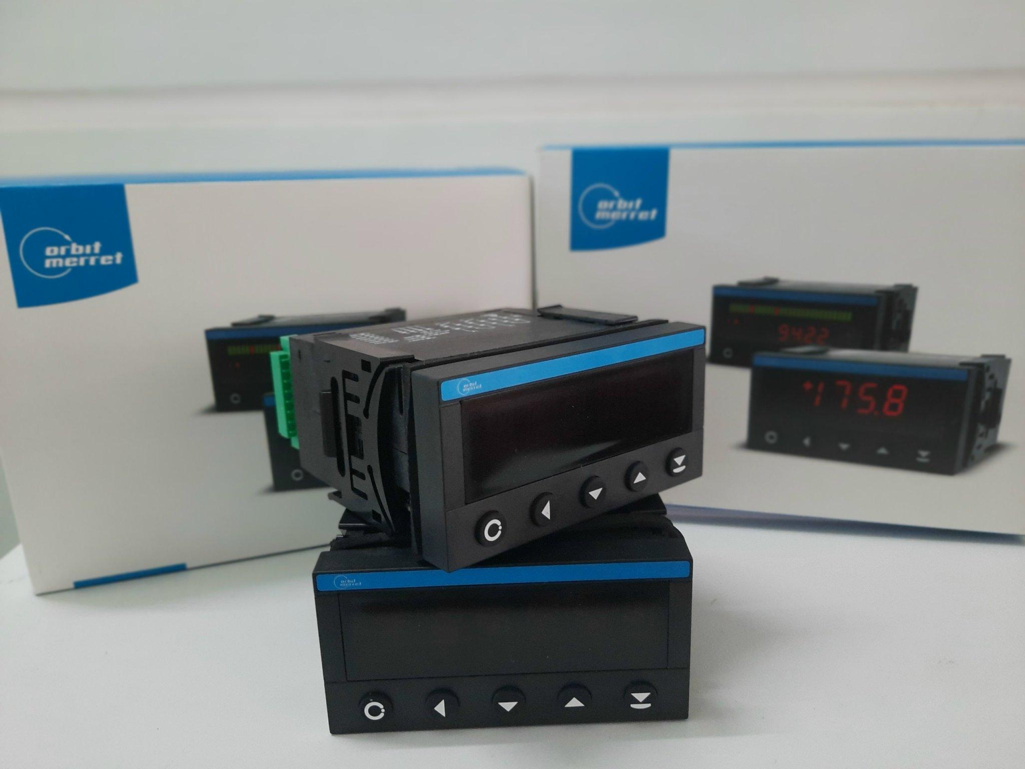 Bộ hiên thị và điều khiển nhệt độ 6Led