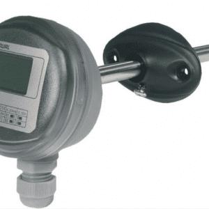 Cảm biến đo độ ẩm ống gió có hiển thị