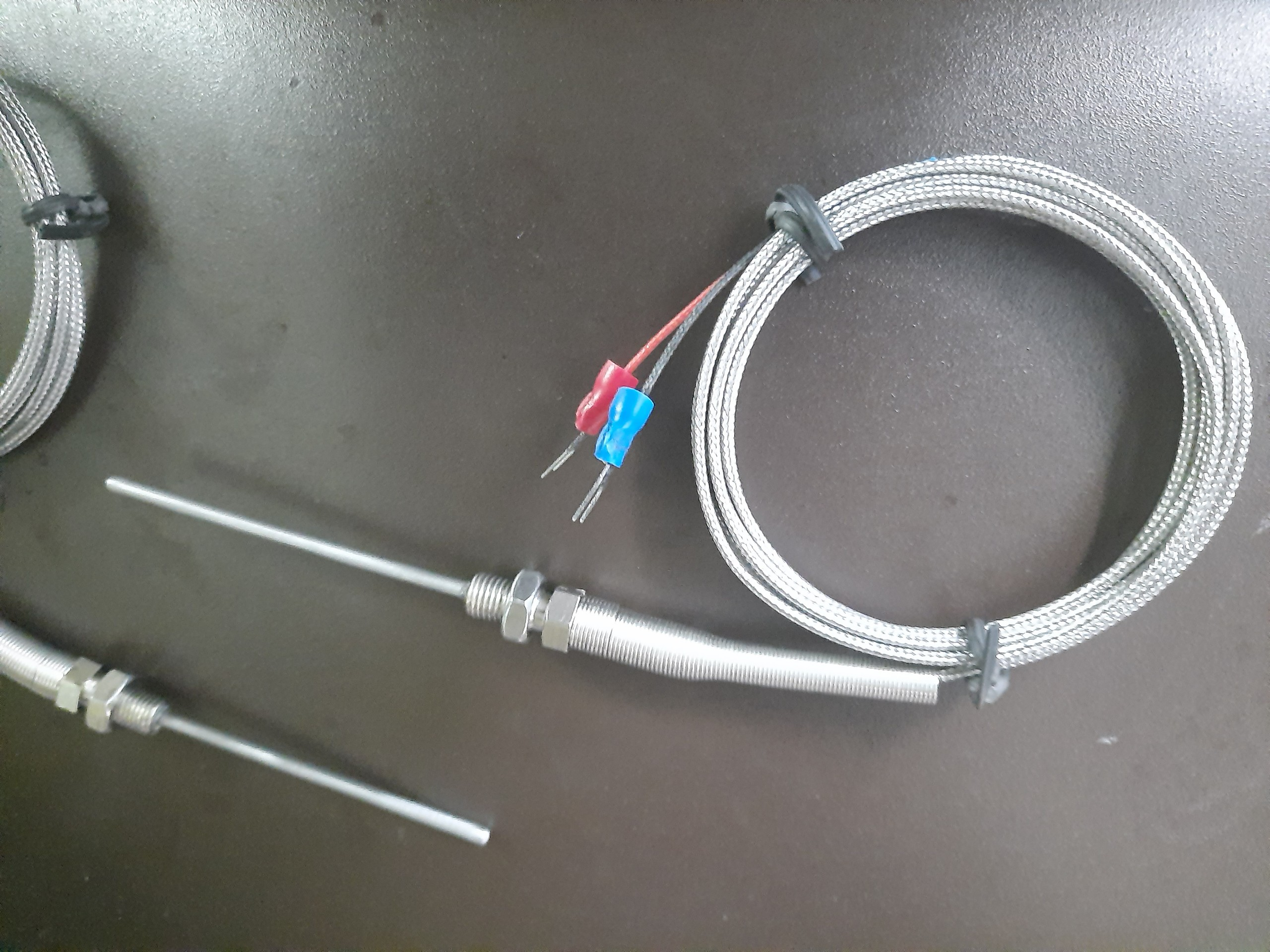 Đầu dò nhiệt độ Pt100 loại 2 dây