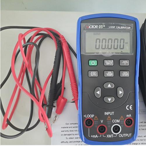 Đồng hồ phát dòng 4-20mA