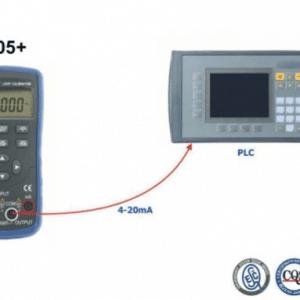 Giả lập tín hiệu 4-20mA kết nối với PLC