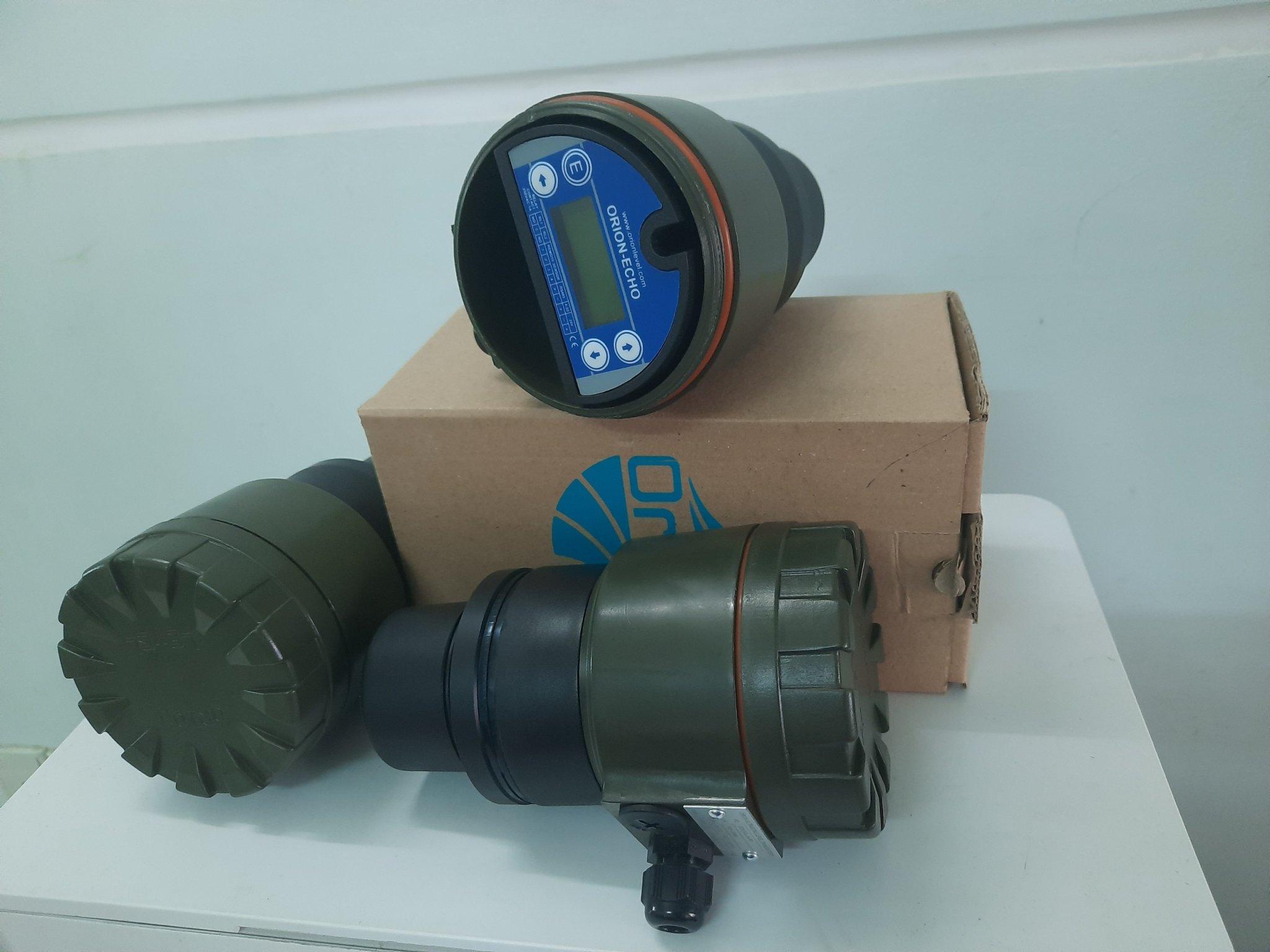 Dụng cụ đo mức nước - Cảm biến đo mức siêu âm ECH310